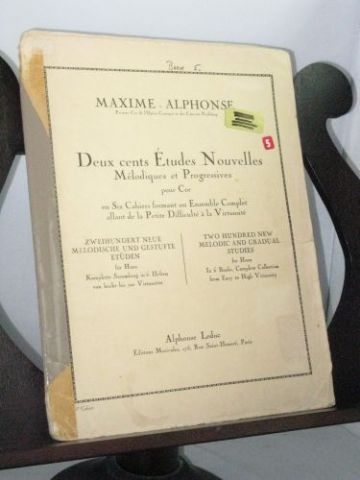 Maxime-Alphonse - 200 New Studies Vol 5